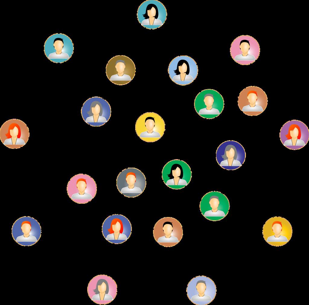 Representación de la Red Social como un grafo que posibilita el Análisis de Influencia